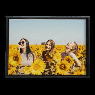 Laat een canvas met lijst drukken van je eigen foto's!